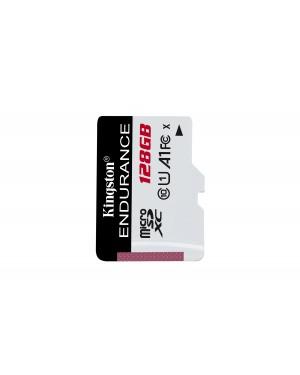 Memoria MicroSD High Endurance 128GB, UHS-I U1 Clase 10, Uso Camaras Seguridad. Body y Dashcams
