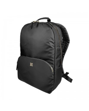 "Mochila para Laptop Klip Xtreme Aberdeen, Tamaños 15.6"", Black (KNB-456BK)"