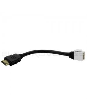 MODULO HDMI H/H 10 CMS. V.1.3 PARA PLACA EN MURO