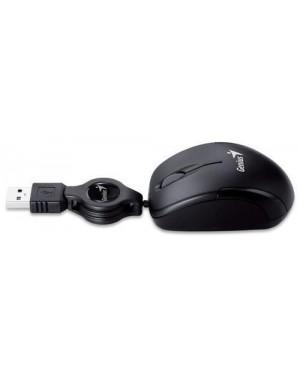 Mouse Genius Micro Traveler Usb Negro   - (31010125100)