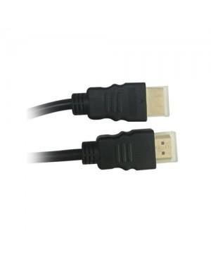 CABLE HDMI 3M. M/M, 1.4, CONECTORES BAÑO ORO