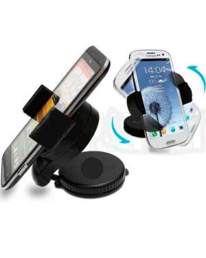 SOPORTE DE AUTO AJUSTABLE PARA IPHONE/SAMSUNG/NOKIA/GPS