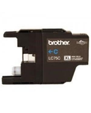 Tinta Brother Lc75C Cyan R.600 Mfc-J280W J425W J525Dw J825Dw - (LC75C)