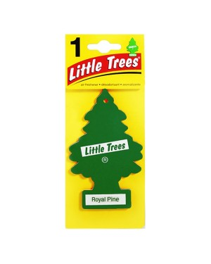 Aromatizante Papel Aroma Royal Pine Little Trees