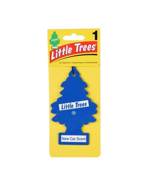 Aromatizante Papel Aroma New Car Little Trees