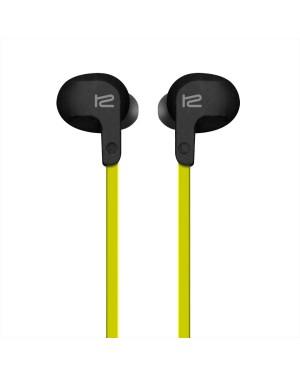 Klip Xtreme Khs-633Yl Earphones Athletik Bt 4.1 Yellow