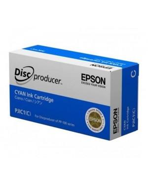 Cartucho Epson Cian C13S020447 PP-100 (C13S020447)