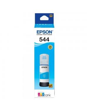Tinta Epson T544 Cyan Ink Botella 65Ml (T544220-AL)