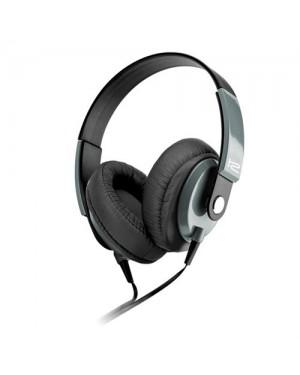 KlipX Audifono Con Microfono On-Ear C/Capsula Mando-Negro - (KHS-550BK)