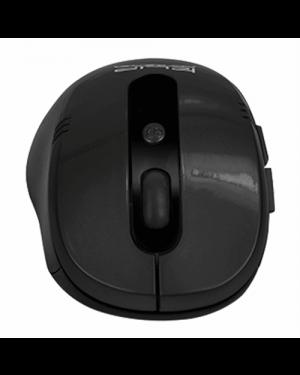 KlipX Mouse Inalambrico 6 Botones 1600Dpi Negro - (KMW-330BK)