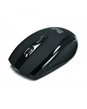 KlipX Mouse Inalambrico 3D De 6 Botones 2,4Ghz Usb Nano - (KMW-340BK)