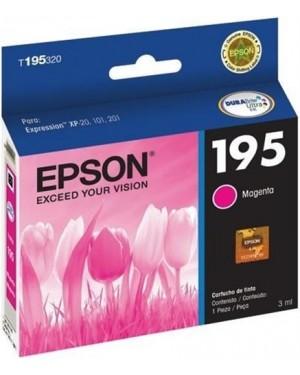 Cartridges de Tinta Epson Magenta T195320-AL (T195320-AL)
