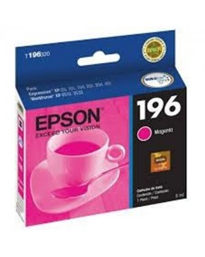 Cartridge de Tinta Epson Magenta T196320-AL (T196320-AL)