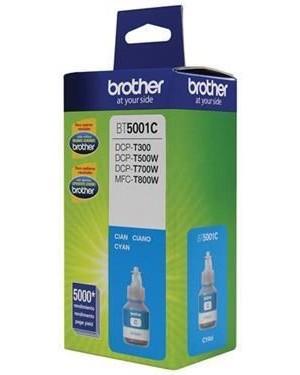 Botella de tinta Brother Cian BT5001C (BT5001C)