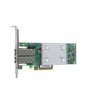 StoreFabric HPE SN1100Q 16Gb Dual Port, Host bus adapter, PCIe 3.0 low profile (P9D94A)