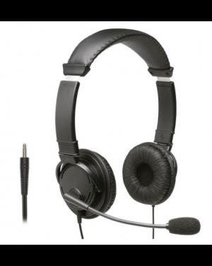 Kensington Audifono C/Microfono Hi-Fi BULK NEGRO JACK Bolsa
