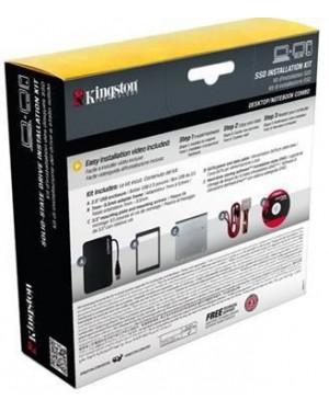 "Kit de Instalación SSD SNA-B, SATA 2.5"", Kingston (SNA-B)"