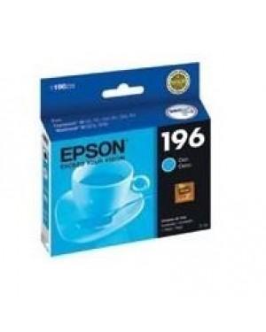 Cartucho de Tinta Epson Cian 196 T196220-AL. (T196220-AL)