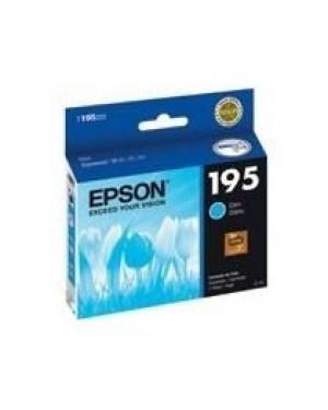 Cartridges de Tinta Epson 195 Cian T195220 (T195220-AL)
