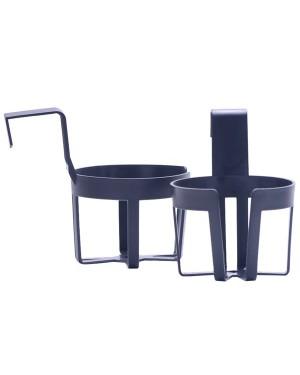 Set 2 Porta Vasos Grandes Custom Accessories