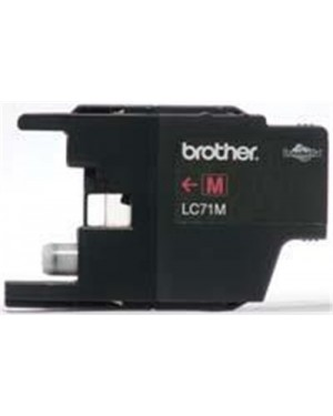 Tinta Brother Lc-71 Magenta - (LC71M)