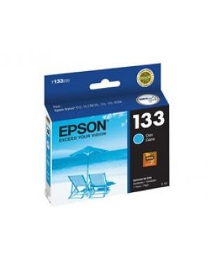 Cartridge de Tinta Epson T133220-AL Cyan 133 (T133220-AL)