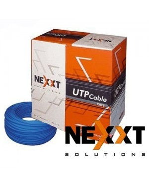NEXXT Cable red  4 Pares CAT5e Azul 303M