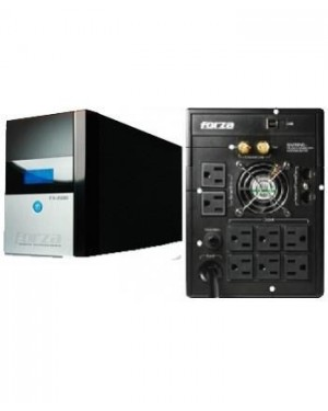 Ups Forza Fx-1500Lcd-C 1500Va 840W 220V 6 Out - (FX-1500LCD-C)