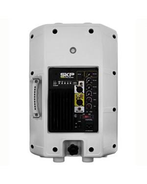 Caja Acustica Activa Sk-2P Blanca Usb SKP - (sk-2p WH)