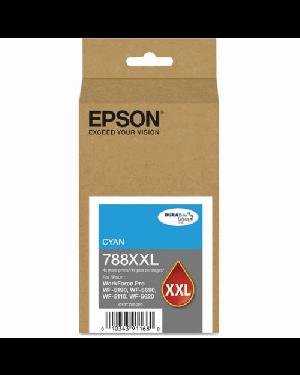 Cartucho de Tinta Cian Epson 788XXL WF-5190/WF-5690 (T788XXL220-AL)